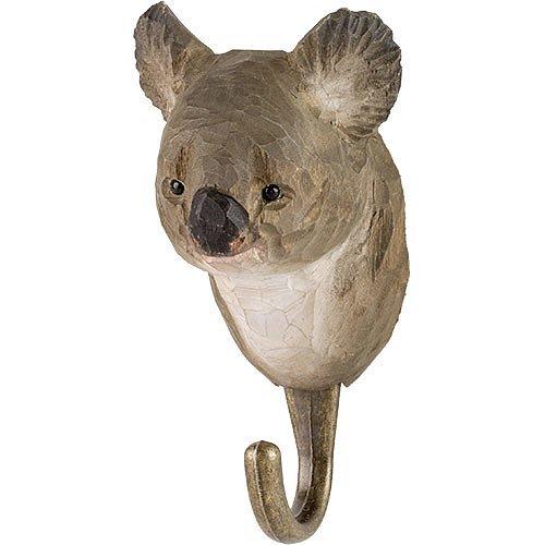 Kleiderhaken aus Holz - Koala