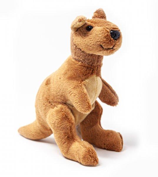 Kuscheltier - Känguru - 19 cm