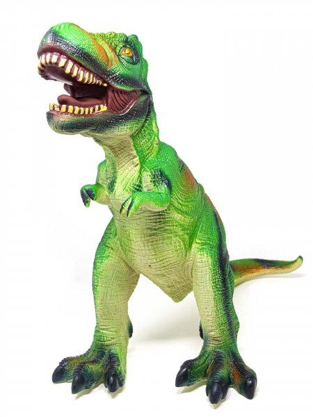 Dinosaurier Spielfigur - Riesen T-Rex grün - 43cm