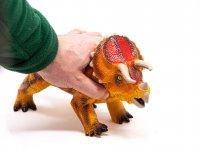 Dinosaurier Spielfigur - Triceratops - 16 cm