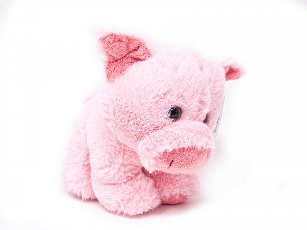 Kuscheltier - Schwein - 19 cm