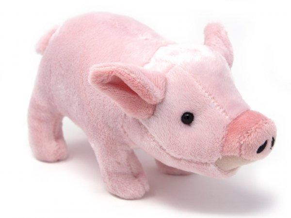 Kuscheltier - Schwein - 21 cm