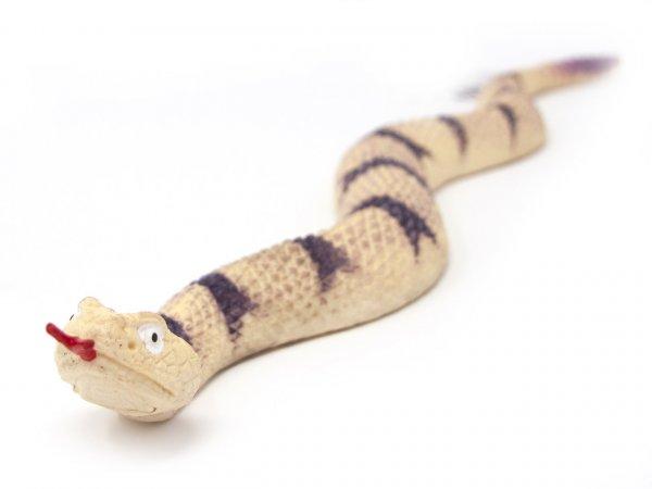 RealStretch-Schlange - Klapperschlange